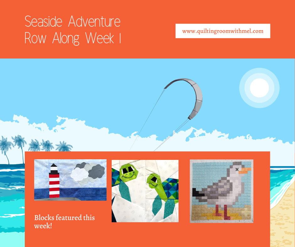 SEASIDE ADVENTURE WEEK 1