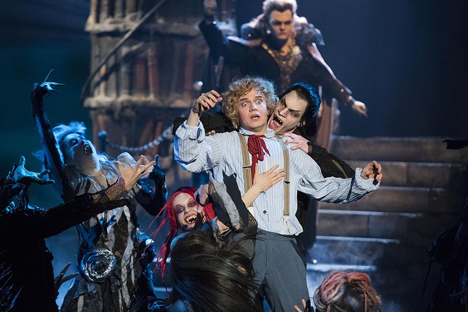 Theatrically Speaking: Helsinki Vampires