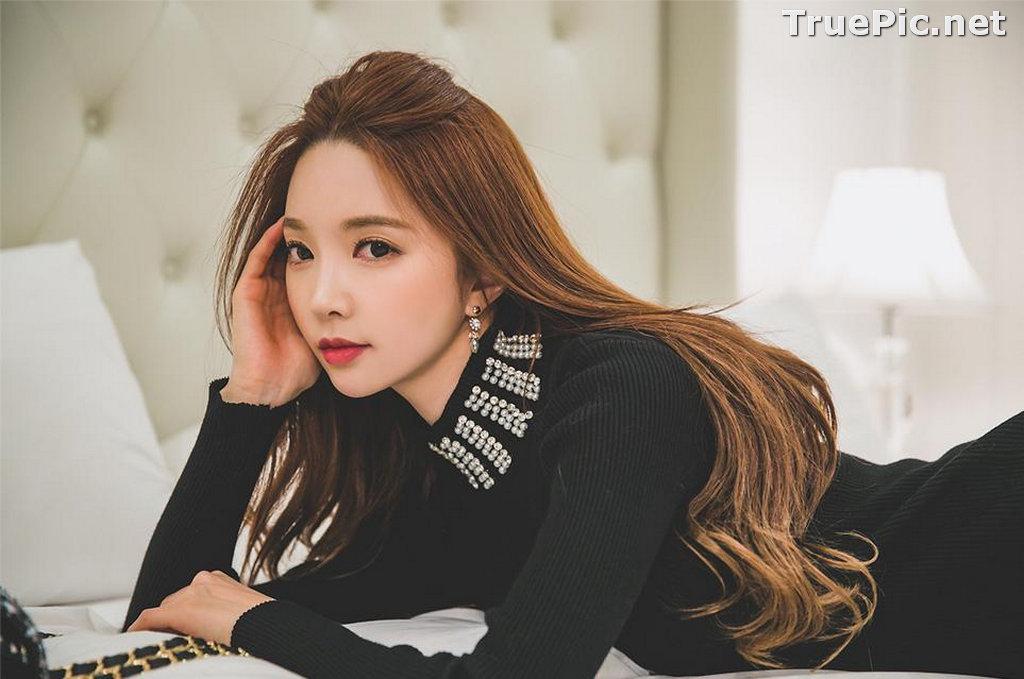 Image Korean Beautiful Model – Park Soo Yeon – Fashion Photography #12 - TruePic.net - Picture-59