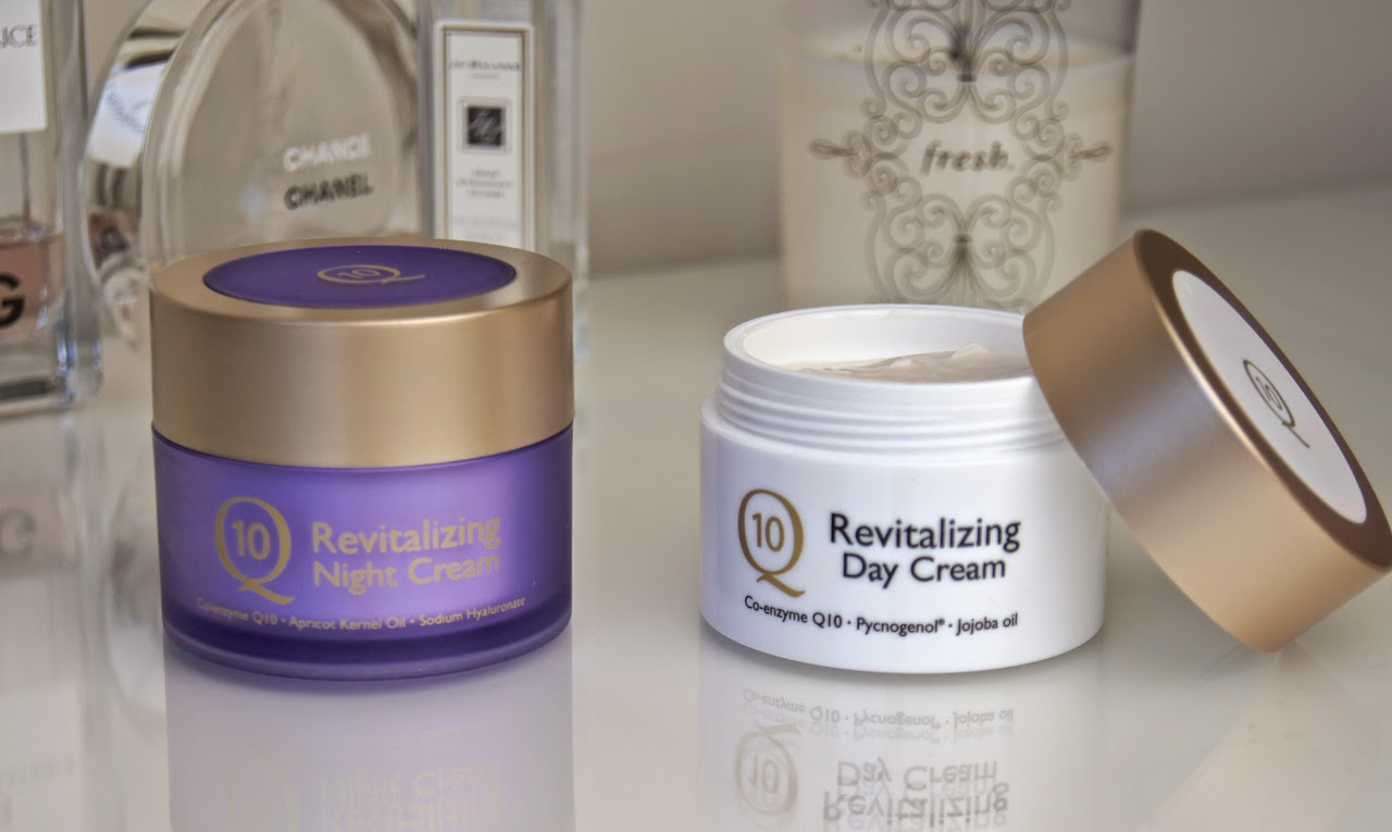 pharma nord q10 revitalizing day night cream set review