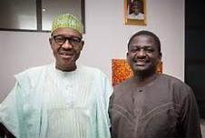 Buhari and Adesina