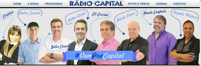 Exclusivo: RÁDIO CAPITAL ASSUME LIDERANÇA DO RÁDIO AM NA GRANDE SÃO PAULO