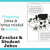 Concept of Frequency in a Funny and Humorous way.Frequency memes.Funny jokes.Science teacher jokes.