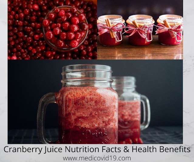 Cranberry Juice Nutrition Facts & Health Benefits