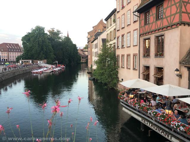 Estrasburgo | Alsacia y la Selva Negra en autocaravana