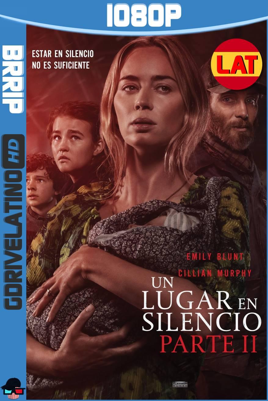 Un Lugar En Silencio Parte II (2021) BRRip 1080p Latino-Ingles MKV