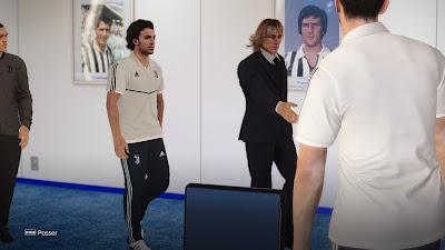 PES 2021 ML Coach & Staff Juventus Fantasy by Matsy Monger