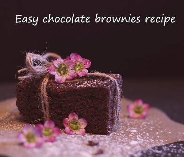 Рецепт шоколадного брауні