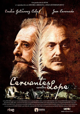 Cervantes Contra Lope (TV) 2016 DVD R2 PAL Spanish