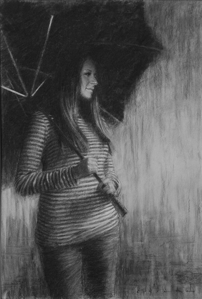 07-Downpour-Casey-Childs-Charcoal-Portrait-Drawings-that-Capture-our-Essence-www-designstack-co