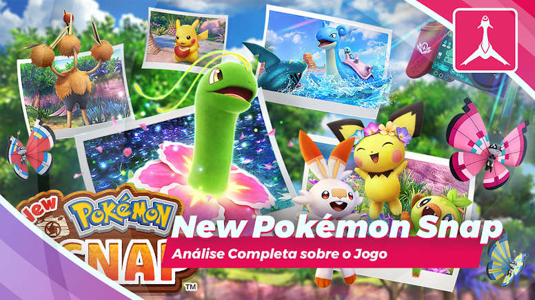New Pokémon Snap - Análise Completa