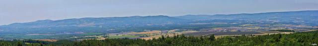 Vista Panoramica sulla Valle di Sault