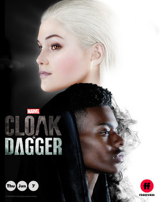 cloak and dagger serial marvel