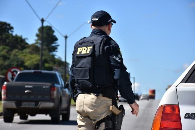 PRF realiza ações de prevenção de acidentes durante a Semana Santa no Paraná