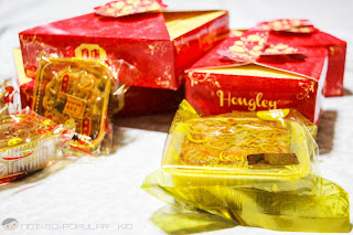 Hongley's Freshly Baked Mooncakes 2