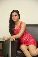 Shipra Gaur in Pink Short Micro Mini Tight Dress ~  Exclusive 028.JPG