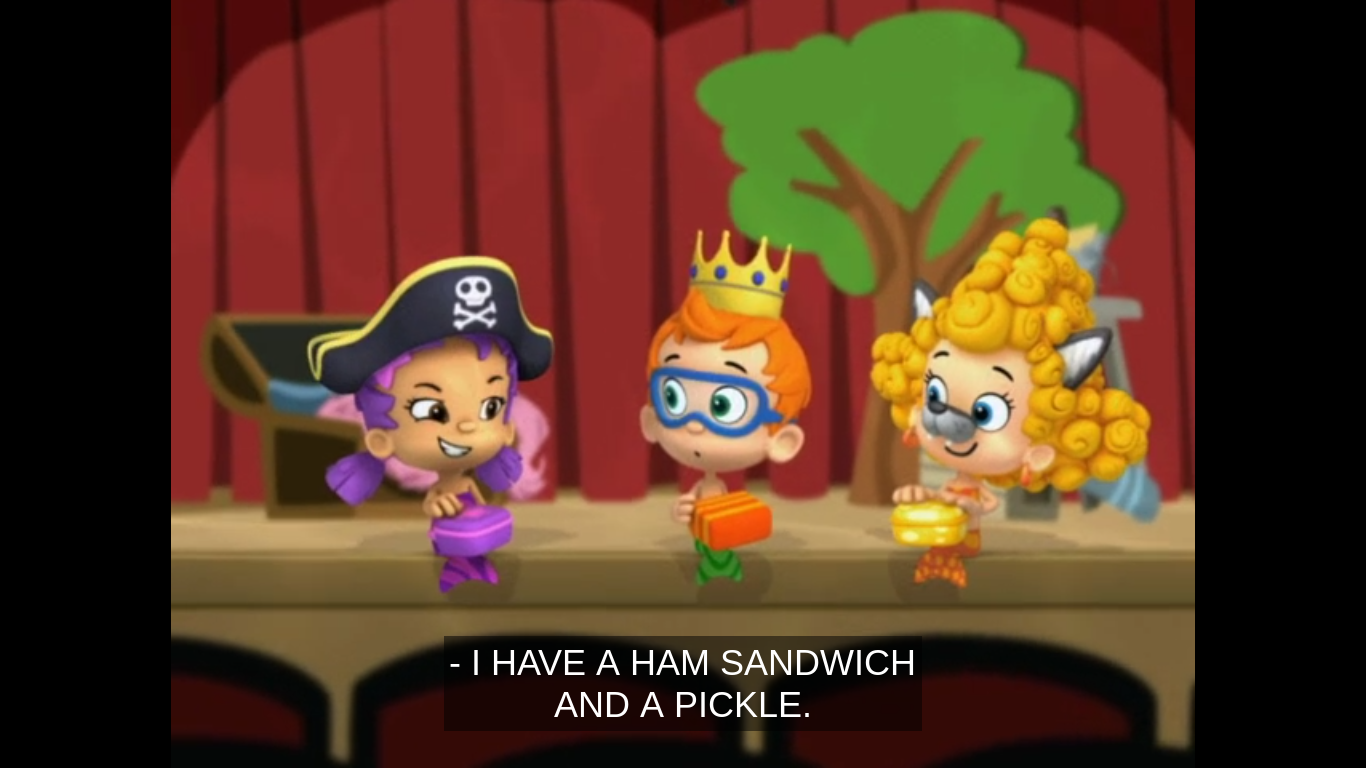 Play Bubble Gonna Wolf Guppies Bad Whos Big