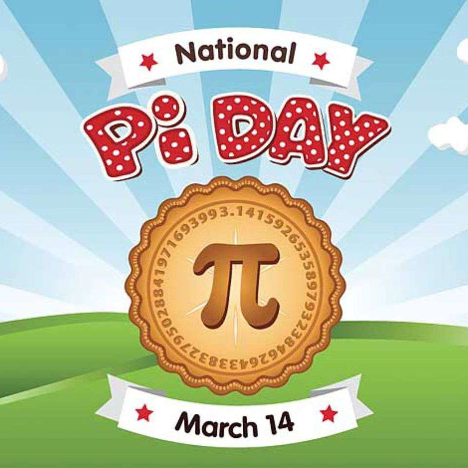 National Pi Day Wishes Sweet Images