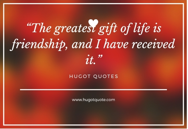 Best Friendship Quotes by Hugot Quotes