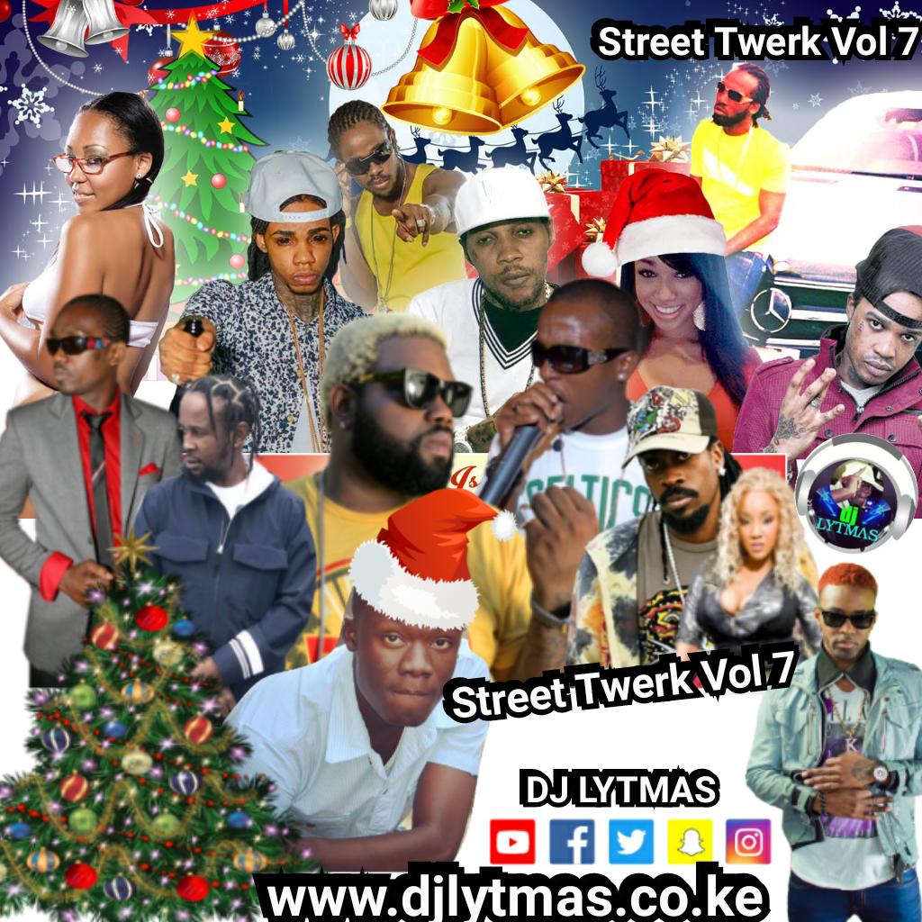 Gyal Segment Dancehall Mixtape 2019[Street Twerk Vol 7] Mix