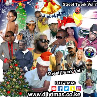 DJ LYTMAS - STREET TWERK VOL 7(Gyal Segment Dancehall Mixtape 2019).