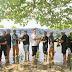 Pekerja dan Pelaut Pertamina Tanam Mangrove di Pulau Untung Jawa