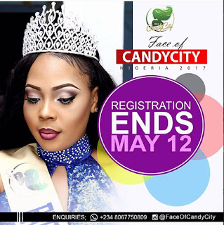 Face of Candycity 2017