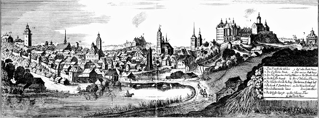 Matthäus Merian - Altenburg (before 1650)