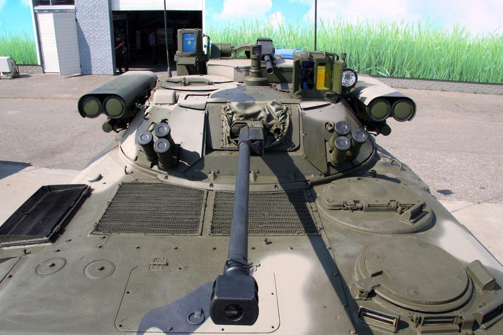 Армія РФ отримає 124 БМП-2М з бойовим модулем Бережок
