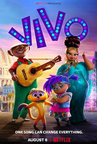 Vivo (Web-DL 1080p Dual Latino / Ingles) (2021)
