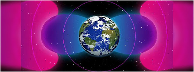 bolha de radiação artificial ao redor da Terra