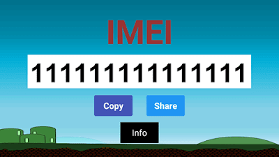 Amici IMEI (android)
