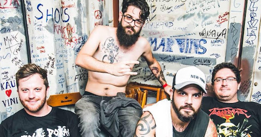 Carcanhá: Prodígio do Punk Rock Blumenauense