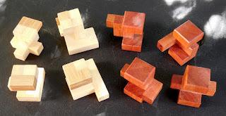 Quadripole and Beta Funzzle Pieces