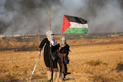 Carte postale de Gaza dans - PHOTOGRAPHIE a6