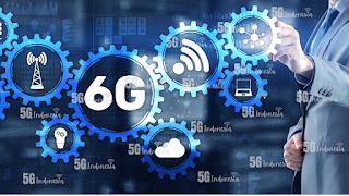 Perkembangan Jaringan 6G
