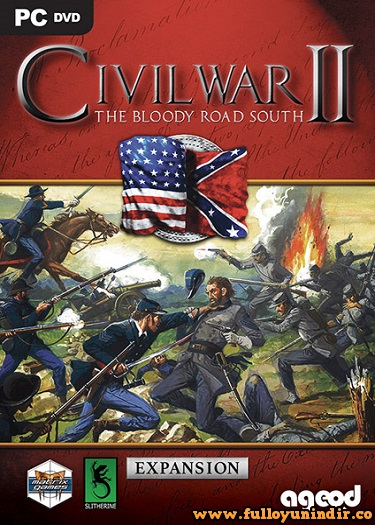 Civil War II: The Bloody Road South