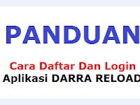 Jualan Pulsa Kuota Pakai Aplikasi Agen Darra Reload