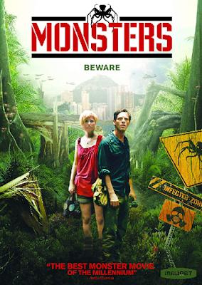 Monsters [2010] [DVD R1] [PAL] [Castellano]