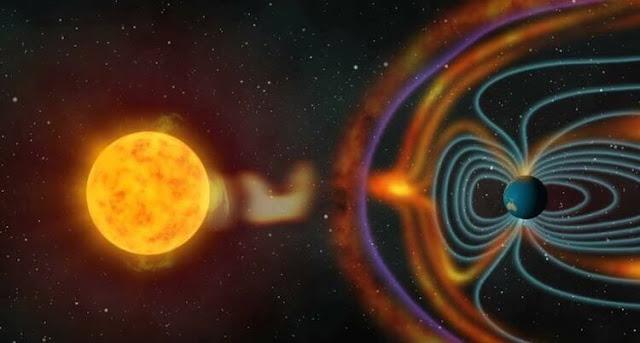 كيف ظهر الشذوذ المغناطيسي في جنوب المحيط الأطلسي؟