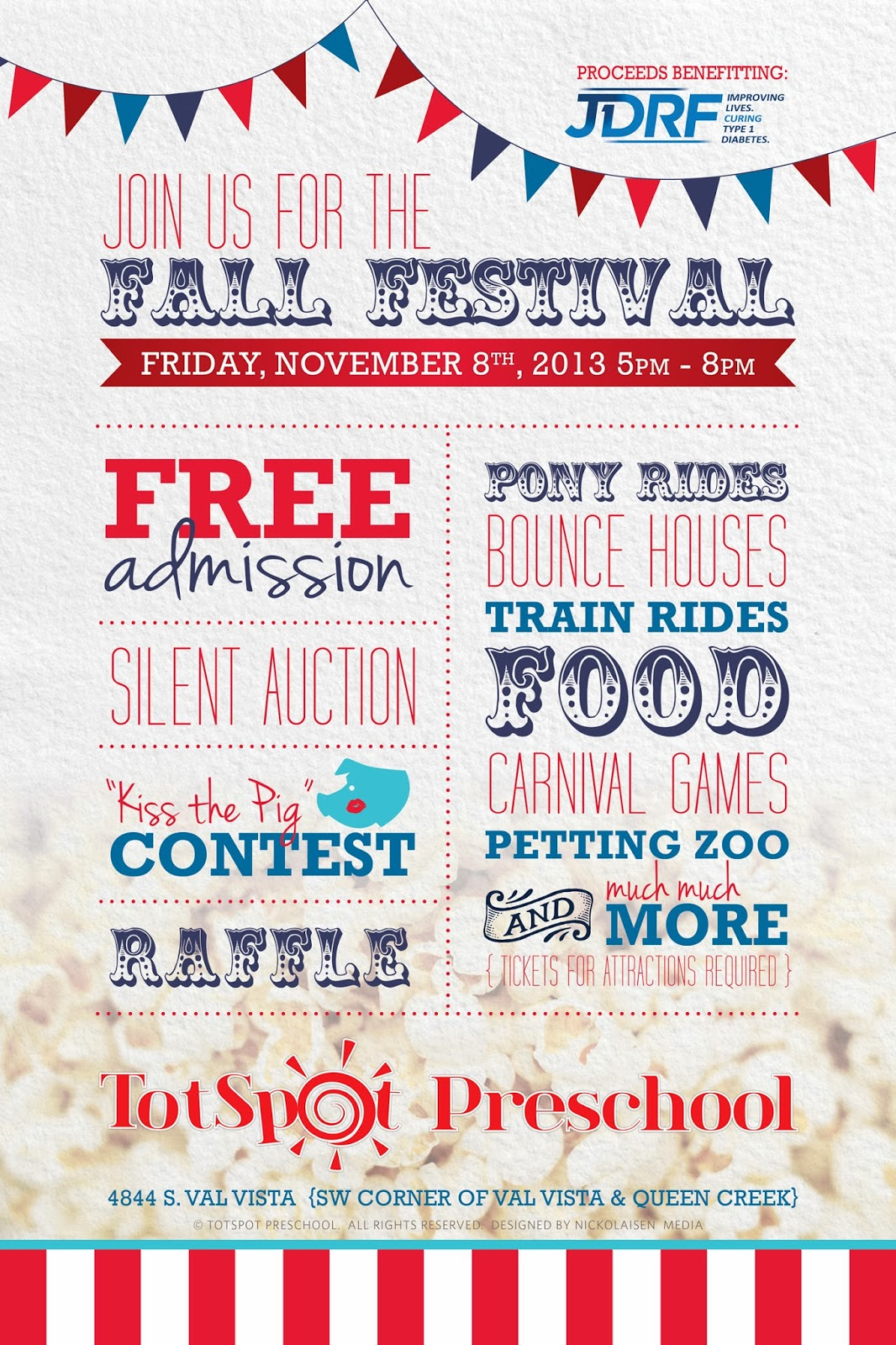 Totspot Preschool It S Time For The Fall Festival