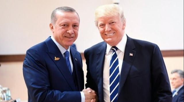 Η επίσκεψη του Ερντογάν ανησυχεί τις αμερικανικές μυστικές υπηρεσίες…