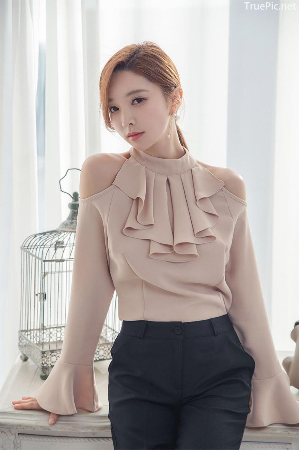 Korean-Hot-Fashion-Model-Park-Soo-Yeon-7-Outfit-sets-for-a-week-TruePic.net- Picture-8