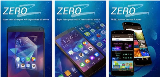 Zero Launcher 2 4 Apk File Download ~ ApkMania