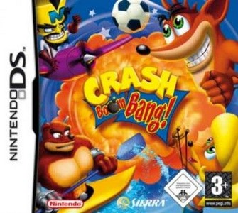 Rom Crash Boom Bang! NDS