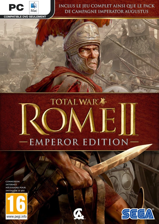 Total War ROME II Emperor Edition ESPAÑOL PC Full (PROPHET) 1