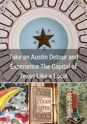 An Austin Detours Tour featuring the Texas State Capitol, Street Art, and plenty of cowboy boots