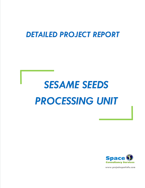 Project Report on Sesame Processing Seeds Unit