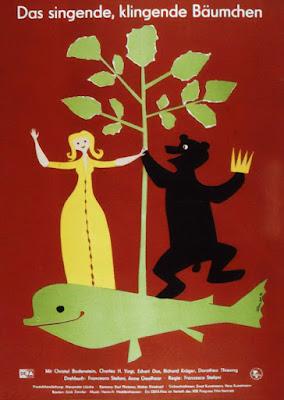 The Singing Ringing Tree Poster