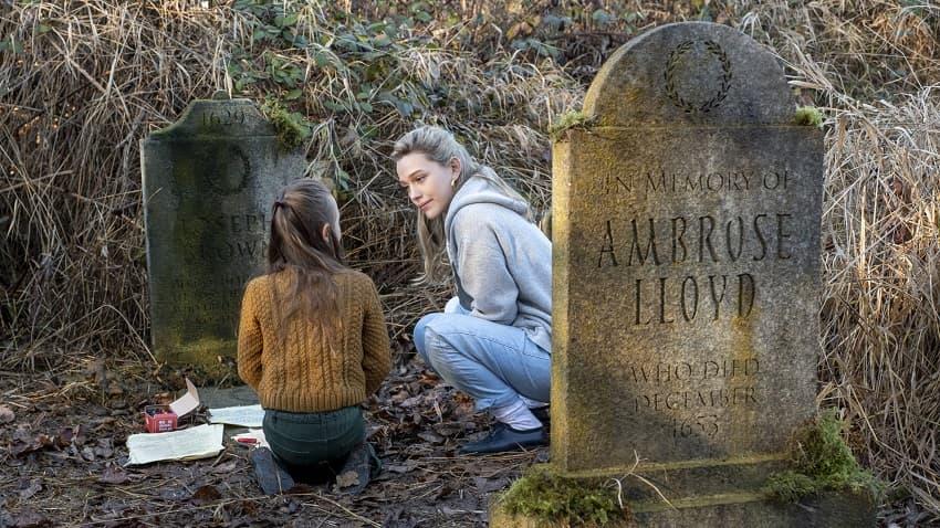 Netflix показал полный трейлер сериала «Призраки усадьбы Блай» - второго сезона антологии «Призраки дома на холме»